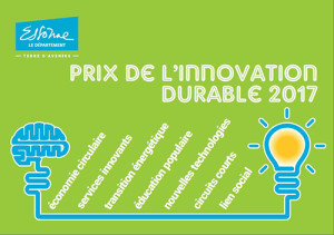 Prix de l'innovation durable 2017